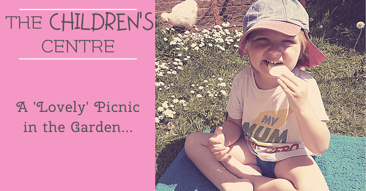 A Lovely Picnic in the Garden